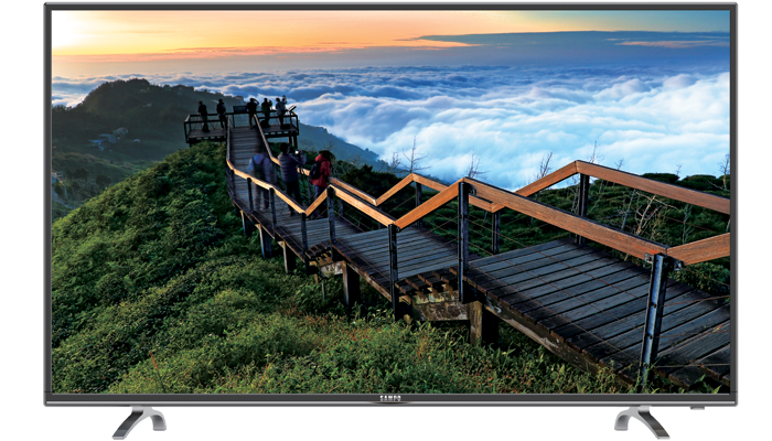 SAMPO 聲寶 EM-43AT17D 43型低藍光LED電視★指定區域配送安裝★