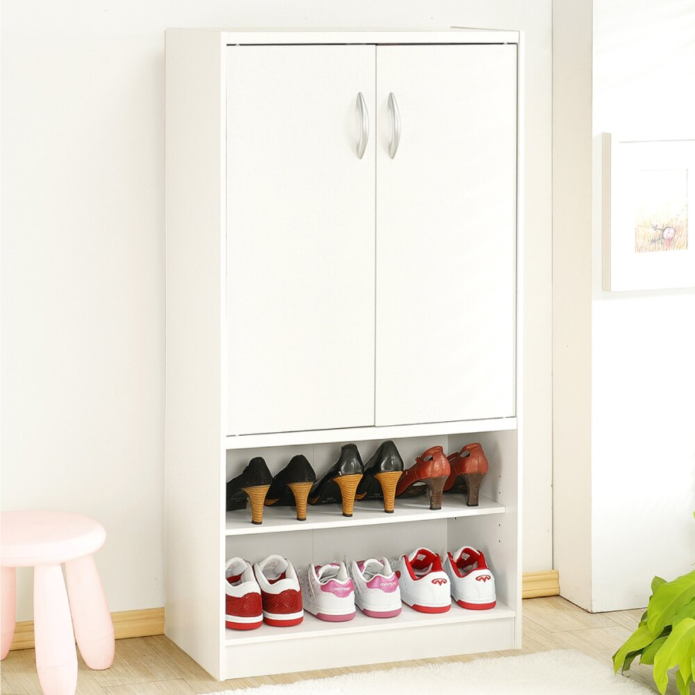《HOPMA》雙門六格鞋櫃 2