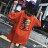 F-DNA★前英字後割破卡通圓領五分袖上衣T恤(3色-M-2XL)【ET12696】 2