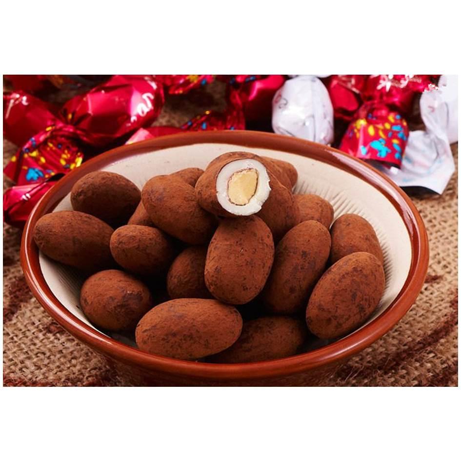 【人氣熱賣伴手禮】日本北海道提拉米蘇杏仁巧克力 250g 日本進口零食 1