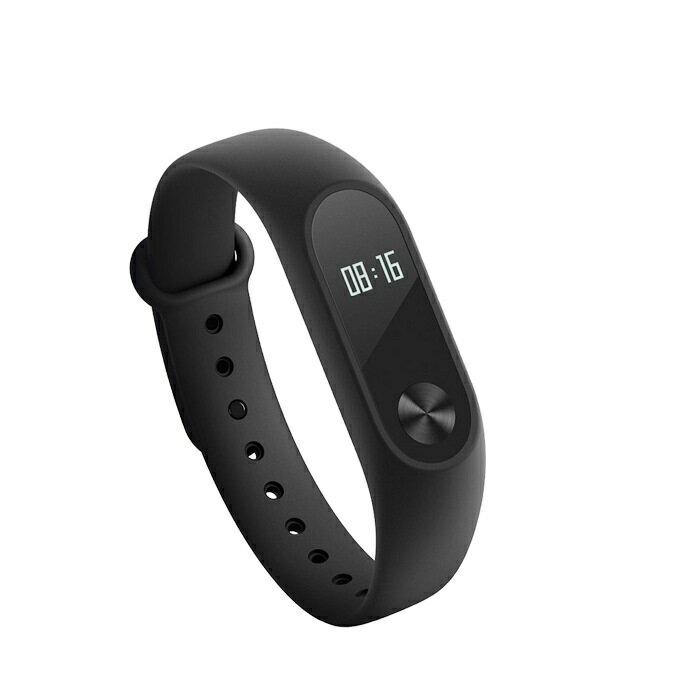小米手環2 小米智能手環 測試心率運動手環 防水跑步 運動計步器 睡眠檢測器 手錶支持IOS及安卓系統【愛美麗ibeauty】
