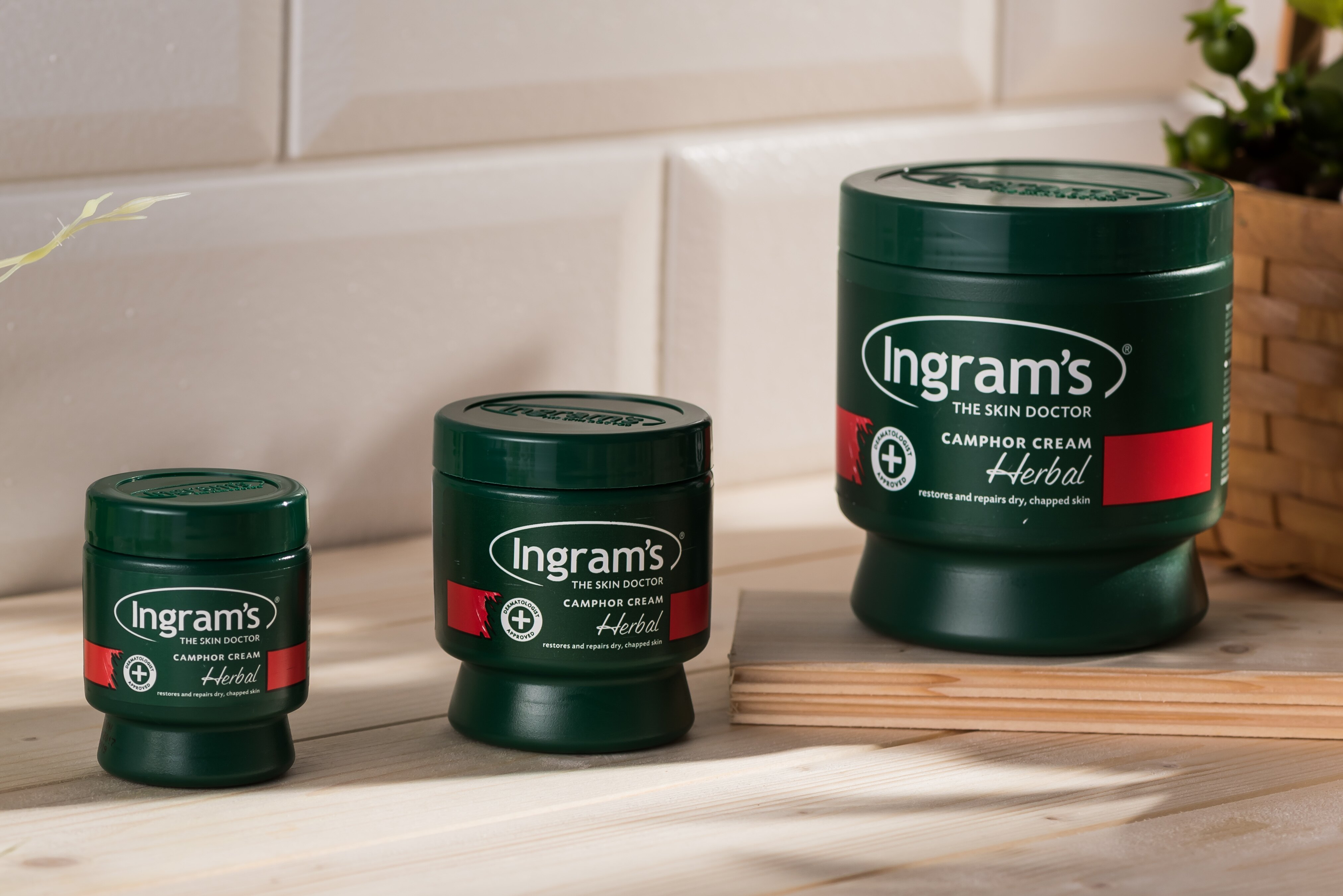 現貨+南非Ingram's~草本 護膚霜 / 護手霜 /  萬用護膚霜 -500ML 旅行必備~菜菜子南非代購~ 2