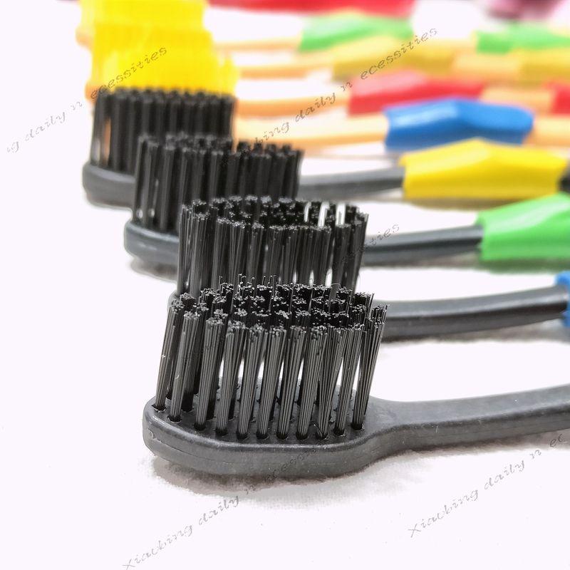 超值4入牙刷組 軟毛抗菌牙刷 樹脂超纖細雙層軟毛牙刷 批發 超纖細牙刷 熱賣牙刷