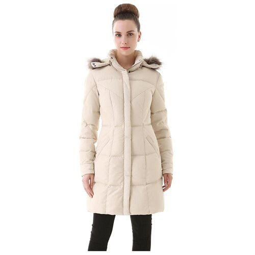 Jessie G. Women's Water Resistant Down Parka Coat 0