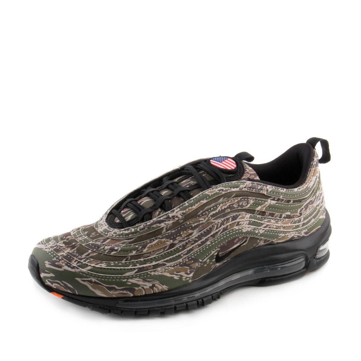 Nike Mens Air Max 97 Premium QS Country Camo