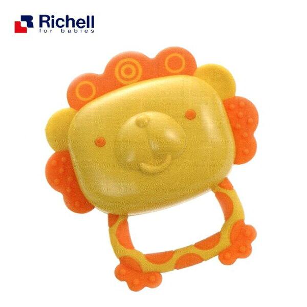 Richell-小獅子固齒器『121婦嬰用品館』