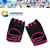 父親節禮物推薦LEXPORTS 勵動風潮 / 多功能健身訓練運動手套 / 重量訓練手套 / 自行車騎乘手套 / 半指 露指