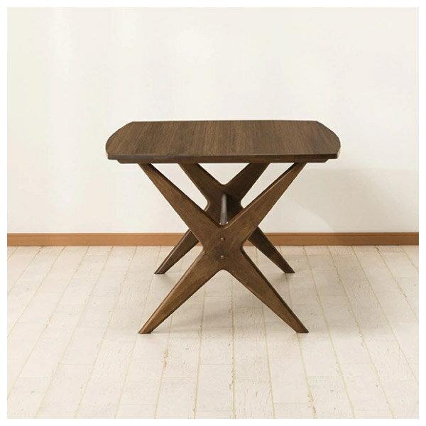 ◎橡膠木質餐桌椅四件組 RELAX 160 MBR / TBL NITORI宜得利家居 2