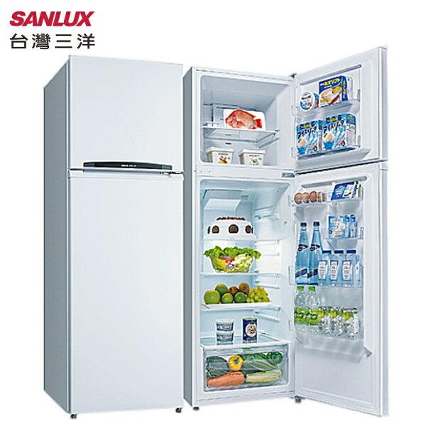 SANLUX台灣三洋SR-B250B3冰箱250L雙門能源效率2級