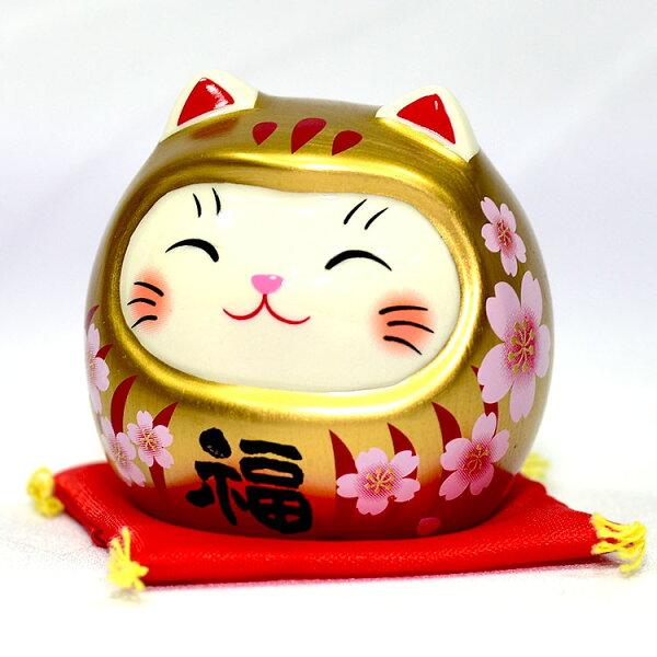 NOBA 不只是禮品:開運貓不倒翁櫻花金福日本帶回吉祥物