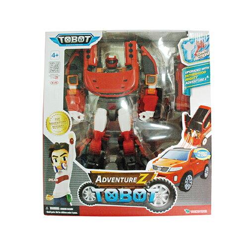 ★衛立兒生活館★TOBOT 機器戰士-冒險Z