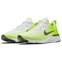 男性慢跑鞋到【NIKE】NIKE ODYSSEY REACT 慢跑鞋 運動鞋 白 螢光黃 零碼US9.5=27.5CM  男鞋 -AO9819103就在動力城市推薦男性慢跑鞋