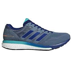 【ADIDAS】adizero Boston 7 m  愛迪達 運動鞋 慢跑鞋 藍色 男鞋 -BB6535