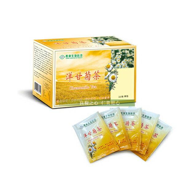 長庚生技 洋甘菊茶(25包/盒)