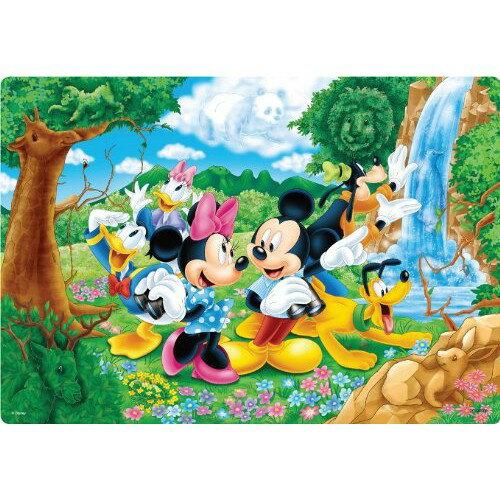 【預購】日本代購正版 40片 森林裡玩吧 兒童拼圖 迪士尼 37.526cm 拼圖【星野日本玩具】