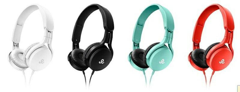 【迪特軍3C】GoGear 耳罩式耳機 GHP3300 (四色)