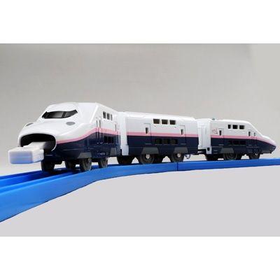 《TAKARA TOMY》 PLARAIL鐵道王國 #S-10 E4系新幹線MAX(特別連結樣式) 東喬精品百貨