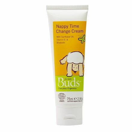 Buds 芽芽有機【日安系列】尿布更換護臀霜 75ml【悅兒園婦幼生活館】 0