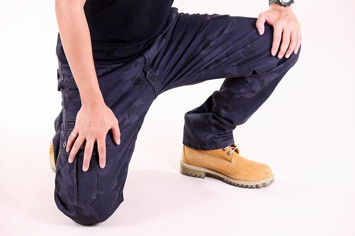 【任選3件$999】韓風迷彩 特級彈力 大口袋 耐磨 工作褲 長褲 7300【CS衣舖 】 5