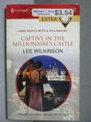 【書寶二手書T9/原文小說_JRZ】Captive in the Millionaire's Castle_Lee Wi