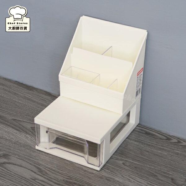 聯府好學抽屜收納盒 / 桌上盒3號小物整理盒桌上收納盒-大廚師百貨 0