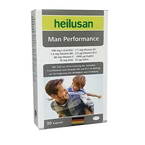 【小資屋】Heilusan 好立善精力充沛複方膠囊(鋅+南瓜籽+蝦紅素+硒+維生素B、C)(30粒)