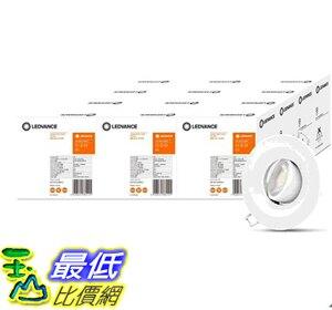 [COSCO代購] W126743 歐司朗LEDVANCE 星皓4吋7W LED投射崁燈