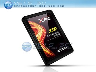 「YEs 3C」ADATA 威剛 XPG SX930 480G SSD 固態硬碟 JMicron晶片 與企業等級的MLC Plus NAND Flash 五年保固