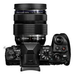 送電池+座充(全配)+32G+相機包+再贈專業清潔套組 ▼ OLYMPUS OM-D E-M1 Mark II 12-40mm F2.8 鏡頭組 KIT 組 (公司貨 EMD EM1M2 M1M2 MARK2 )