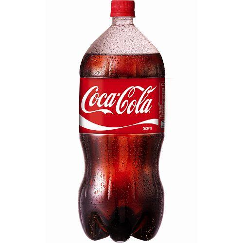 可口可樂寶特瓶2000ml【愛買】