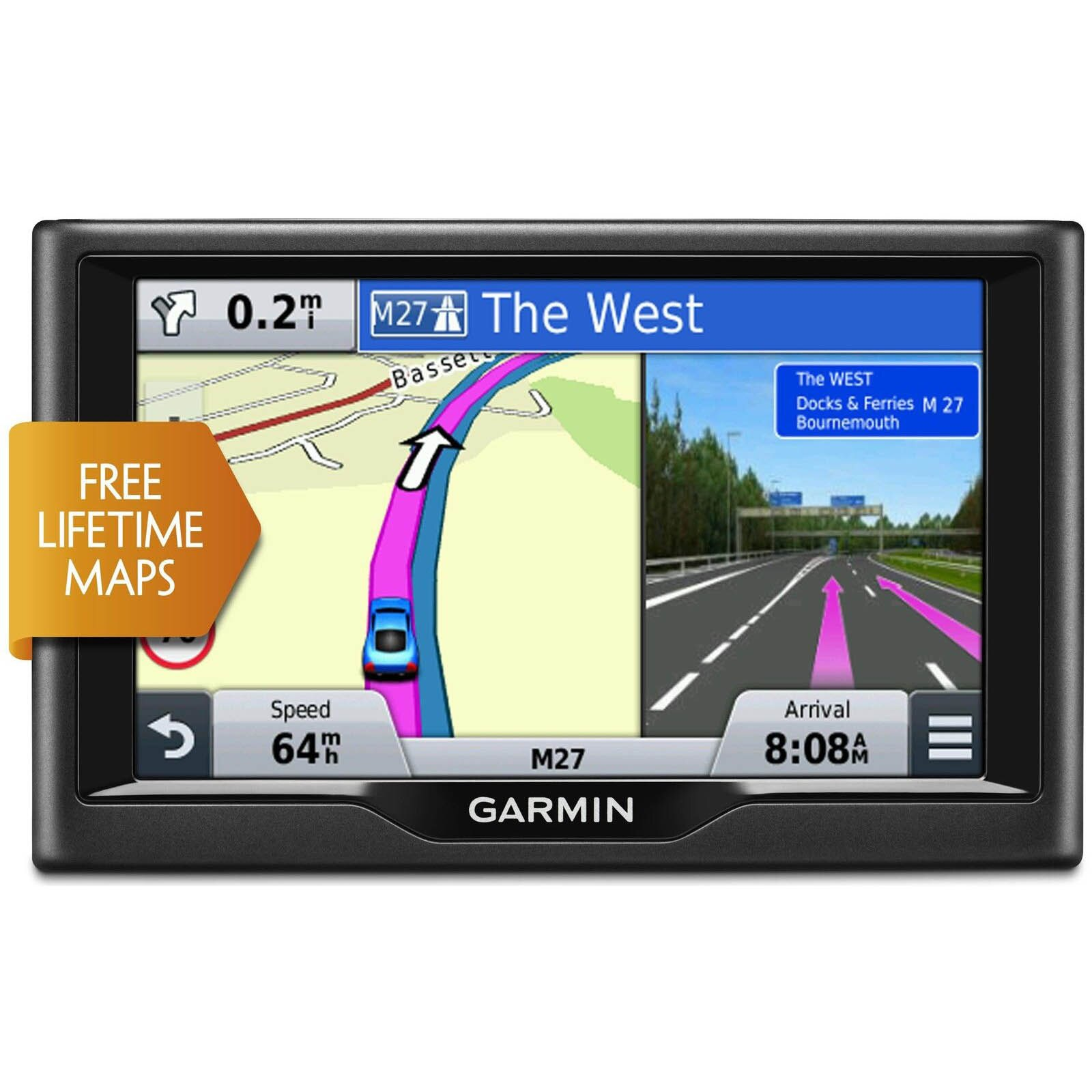 ProElectronics Distributing Inc Rakuten Garmin Nuvi 58LM 5 GPS