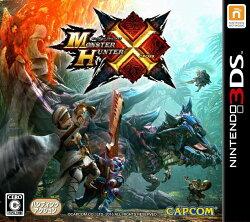 【二手遊戲】任天堂 3DS 魔物獵人 X Monster Hunter X 日文版 (日規機專用)【台中恐龍電玩】