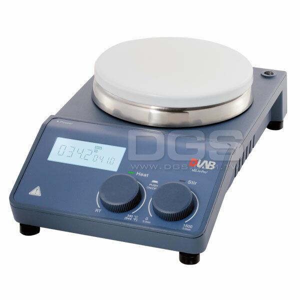 《DLAB》電磁加熱攪拌器 5吋圓盤 Stirrer with Heating