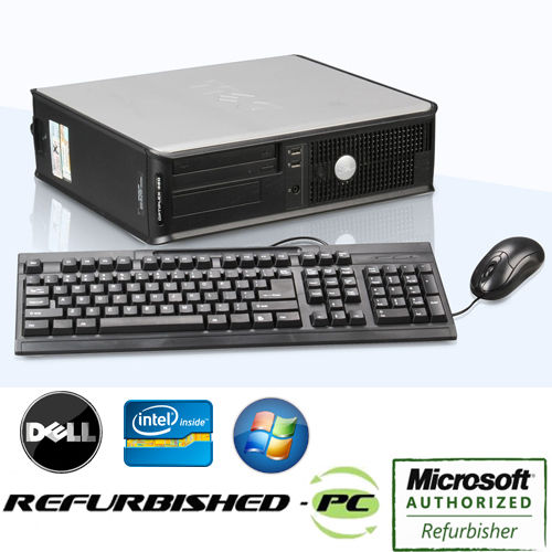 Brilliant Dell Optiplex 755 Desktop Computer Intel Core 2 Duo 3 0Ghz Cpu 4Gb Memory 500Gb Hdd Windows 7 Professional 32Bit Bundled With Keyboard And Mouse Download Free Architecture Designs Ponolprimenicaraguapropertycom