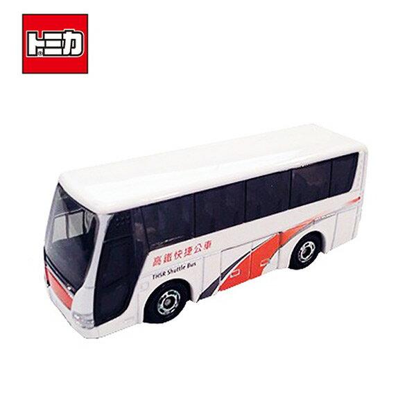 【日本正版】TOMICA高鐵快捷公車高鐵接駁巴士玩具車多美小汽車台灣高鐵-368199