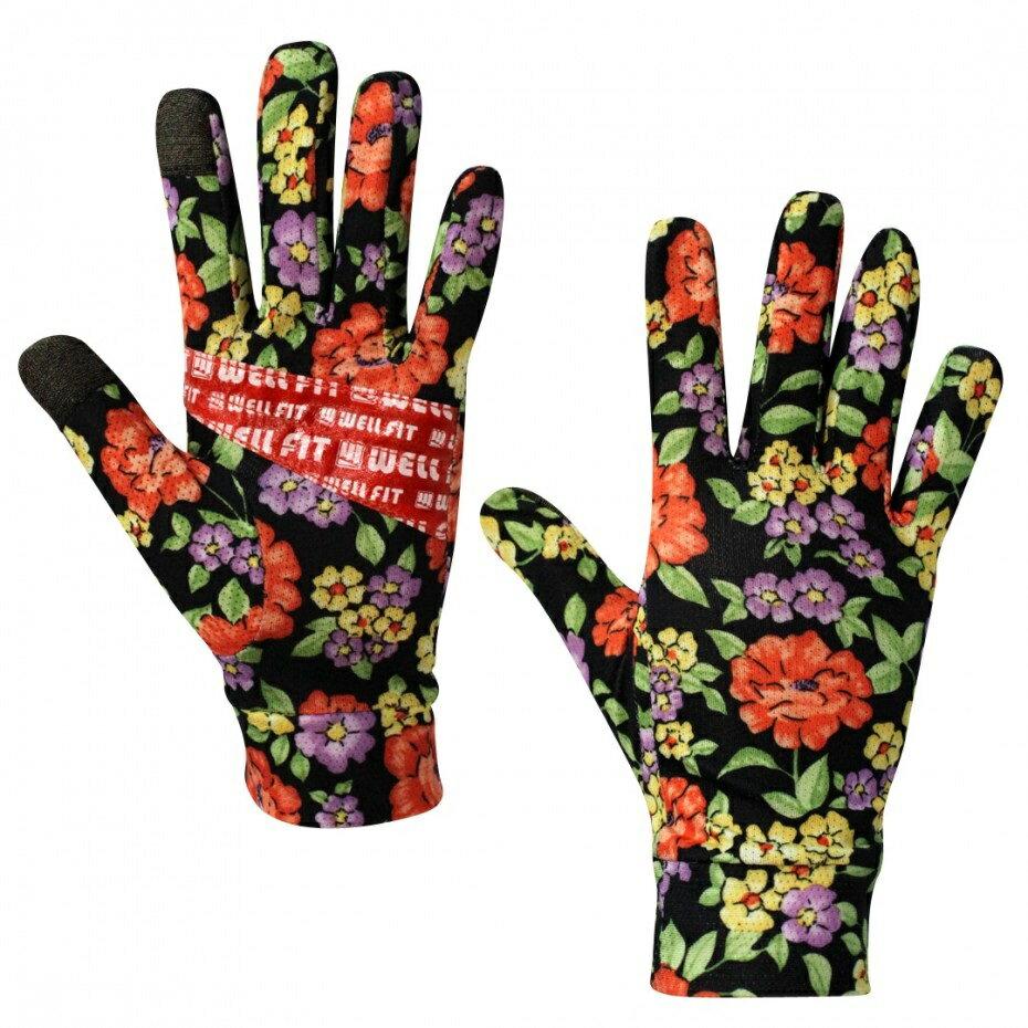 【WELL FIT】舒薄透氣觸控手套