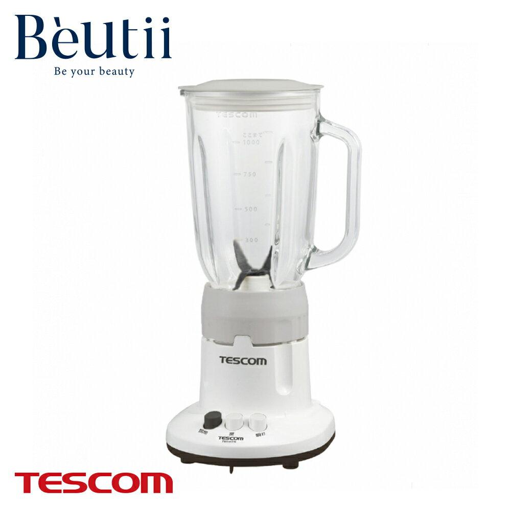TESCOM TM856TW 果汁機 台灣公司貨 TM856 保固一年 輕巧 玻璃製攪拌瓶 大容量