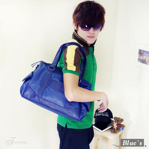 <br/><br/> 寶貝窩 Blue`s【GZ3733】愛。旅行日韓經典款旅行必備時尚個性大容量耐重手提肩背包<br/><br/>