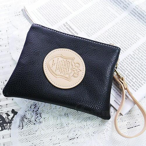 <br/><br/>  寶貝窩 Aegean【KL1022】韓國直送皇家英倫時尚藝采優質學院風系列手感 手提收納化妝包<br/><br/>