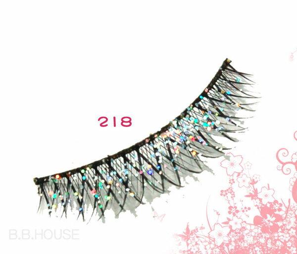 寶貝窩~T218~Auein 純 假睫毛一盒10對