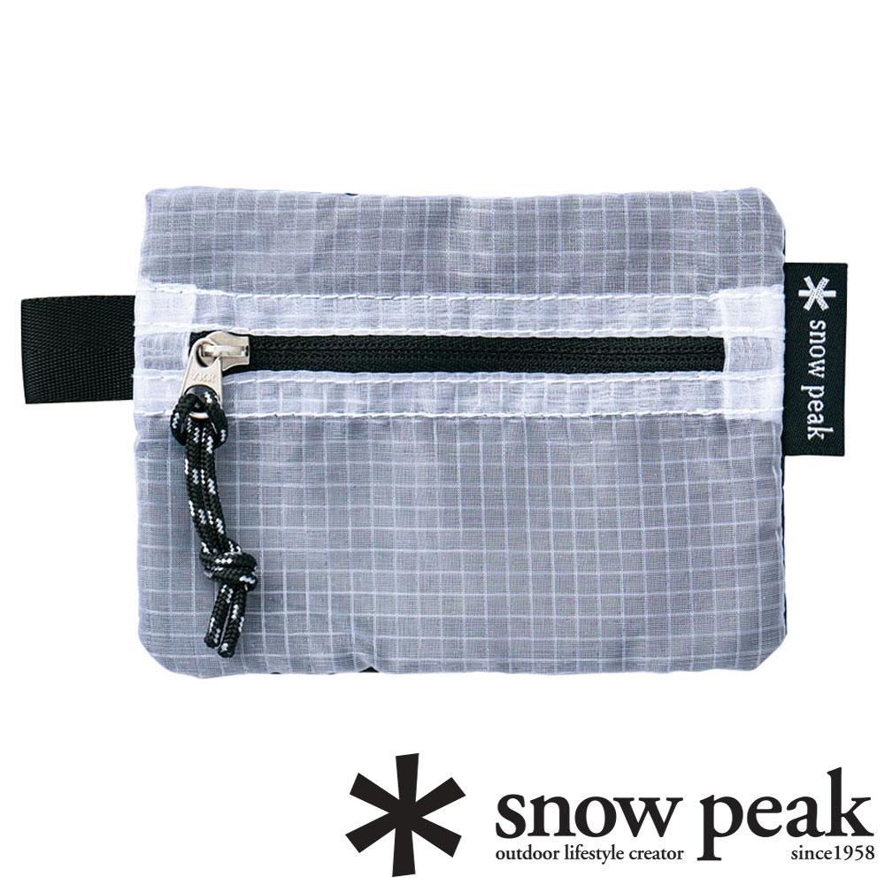 【snow peak 日本】 Super收納網包『S』UG-507 露營.戶外.旅遊.旅行.隨身.收納袋.盥洗包.小錢包