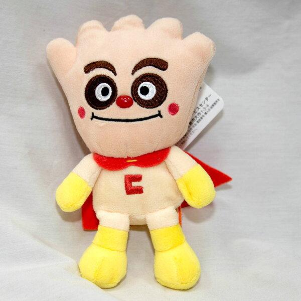 奶油麵包超人麵包超人絨布玩偶日本帶回正版商品