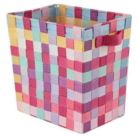孩童用 PP編織收納盒 直式半格型 PI