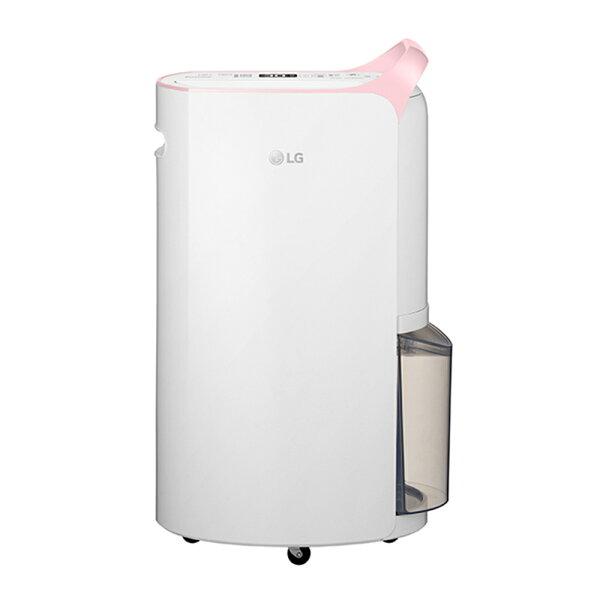 LGPuriCare變頻16公升除濕機-粉紅RD161QPC1