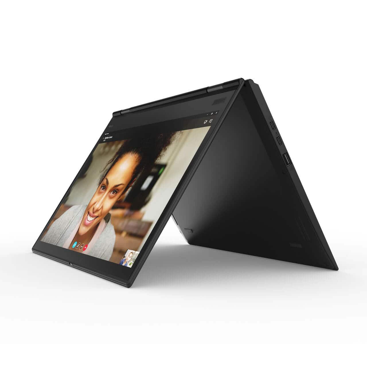 "Lenovo ThinkPad X1 Yoga 3rd Generation, 14.0"", i5-8250U, 8 GB RAM, 512GB SSD, Win 10 Pro 64 2"