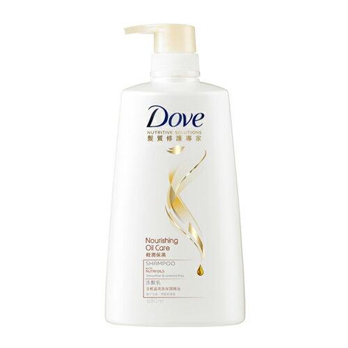 多芬輕潤保濕洗髮乳680ml【愛買】
