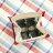 【DESTINO STYLE】256經典格紋簡易野餐保冷(溫)袋 1