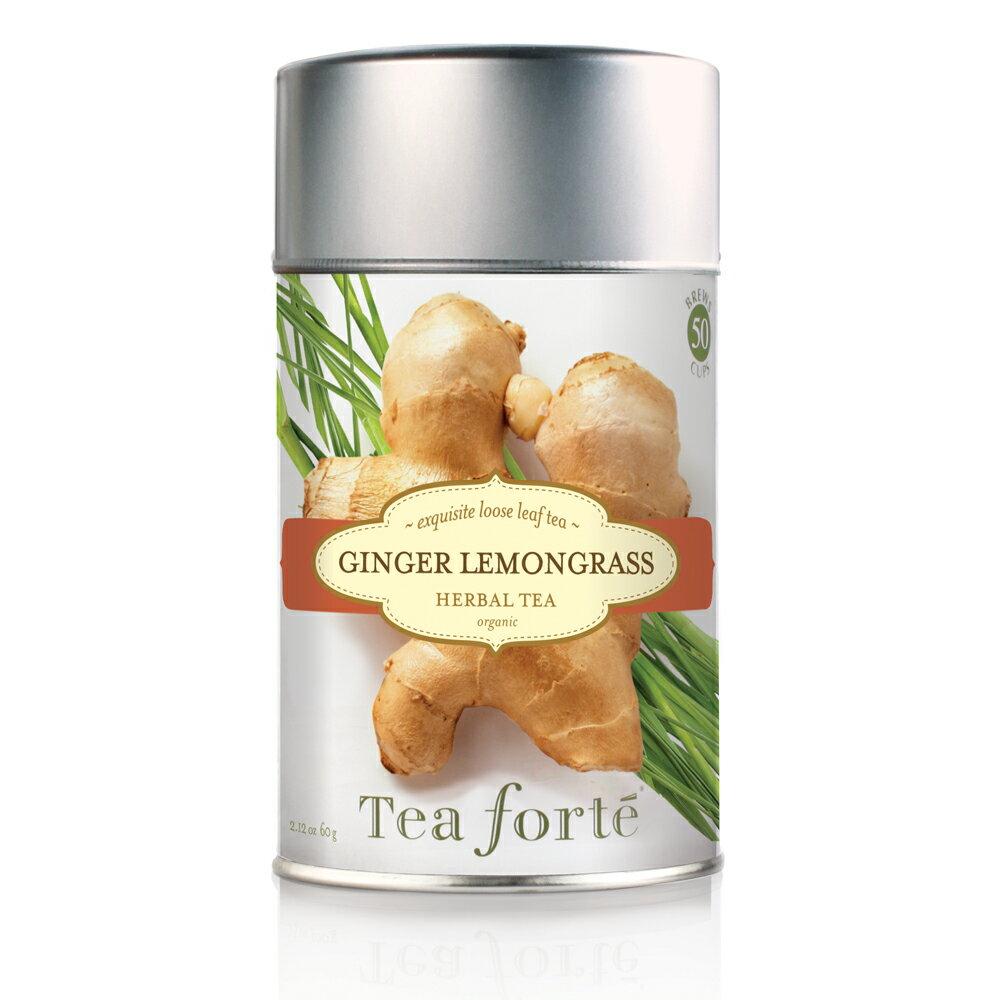 Tea Forte 罐裝茶系列 - 金薑檸檬草茶 Ginger Lemongrass 0