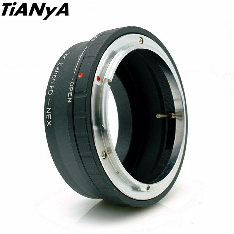 又敗家@Tianya天涯Canon可調光圈FD轉E鏡頭轉接環(佳能FD鏡頭接到SONY索尼E-Mount相機身)FD-NEX轉接環 FD轉NEX轉接環 FD-E轉接環 FD轉E轉接環50/1.4 85..