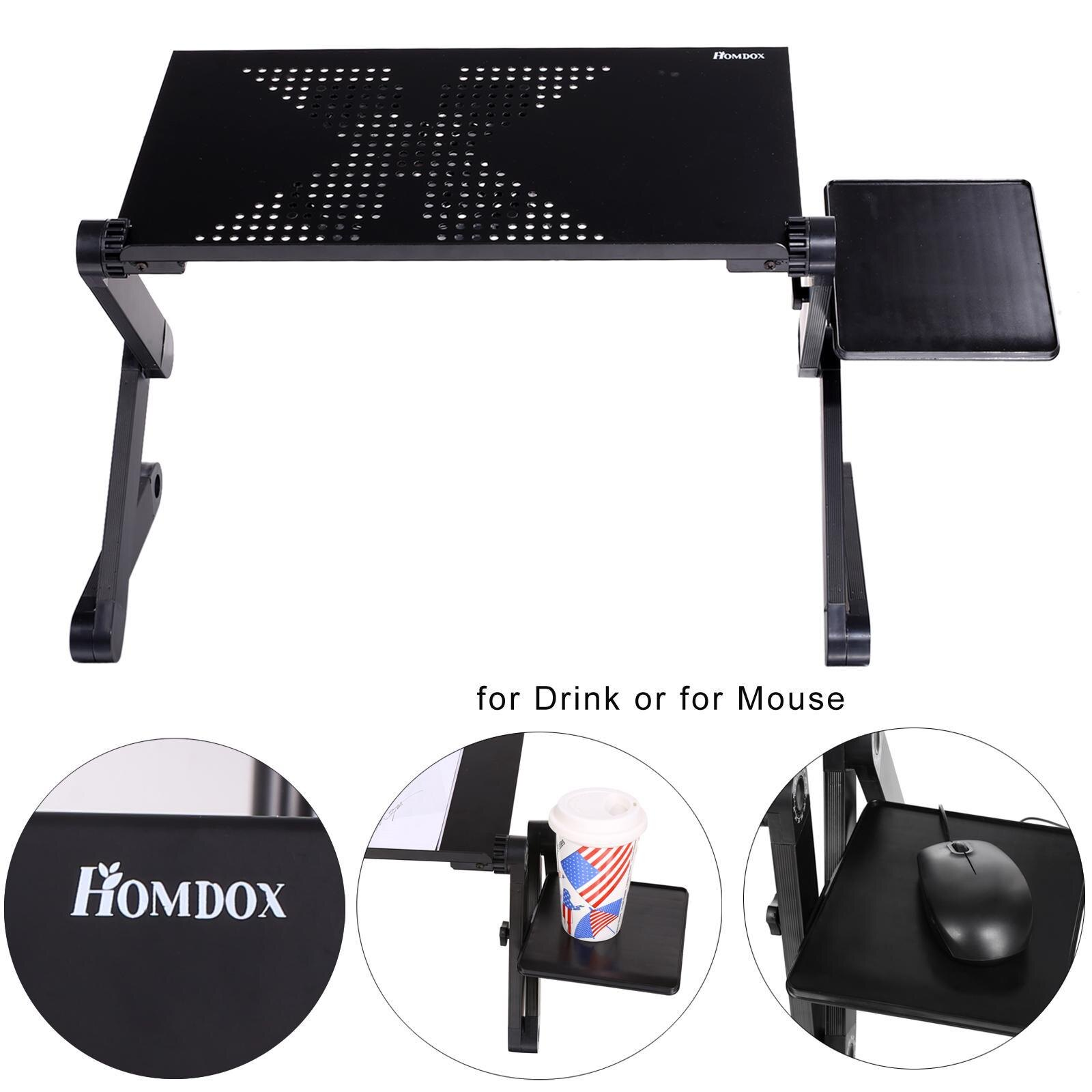 360 Degree Adjustable Foldable Laptop Table 5